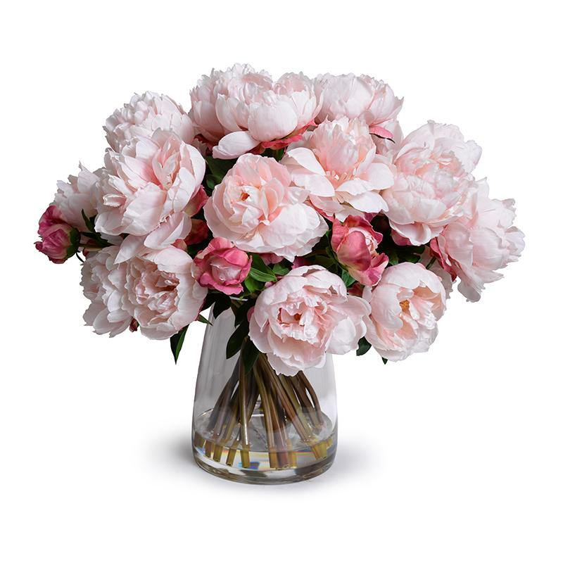 Peony Bouquet (Large) - Pink - New Growth Designs