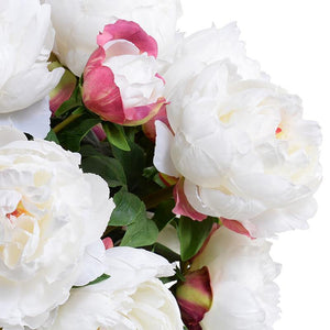 Peony Bouquet (Large) - White