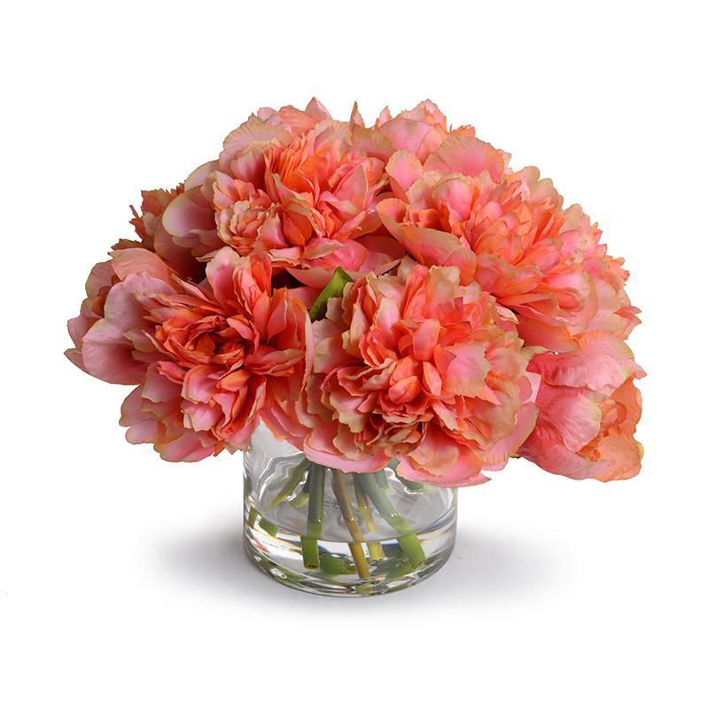 Peony Bouquet - Coral - New Growth Designs