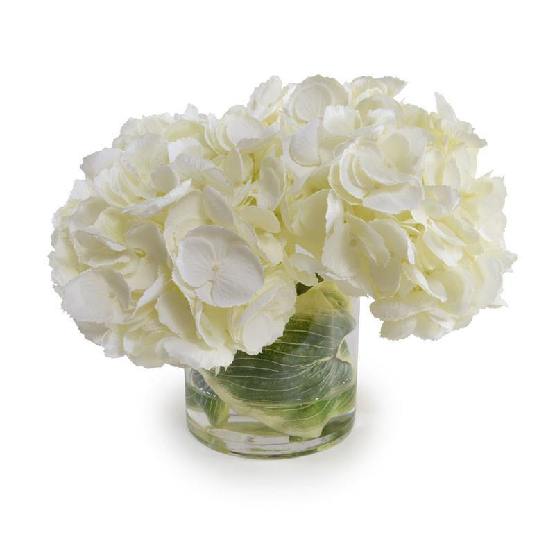 Hydrangea Arrangement - Cream