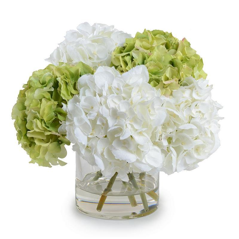 Hydrangea Arrangement - Green