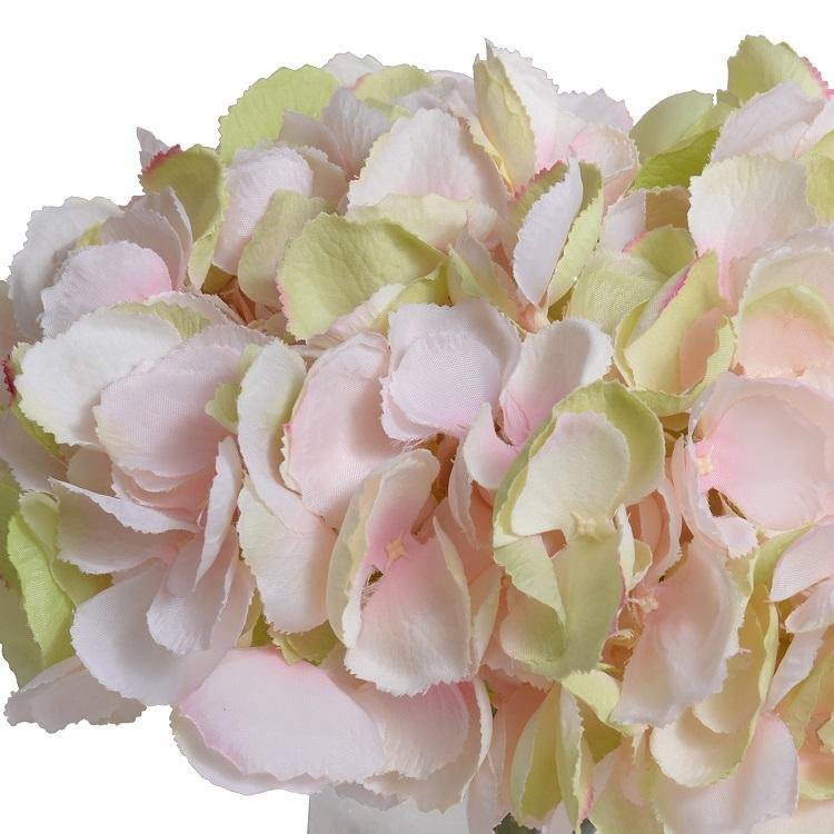 Hydrangea Arrangement - Pink-Green