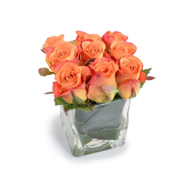Pavé Rose Arrangement