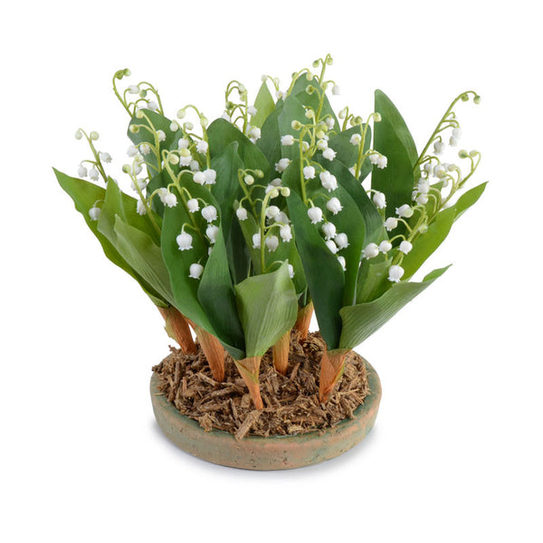 Lily of the Valley Dish