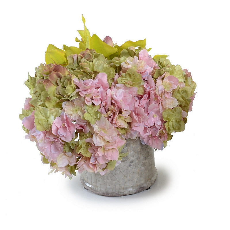 Hydrangea, Orchid Bouquet - New Growth Designs