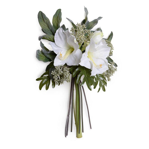 Wreath Bouquet Insert - Amaryllis, Berry