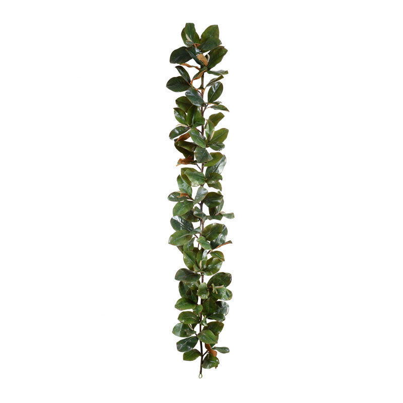 6' Magnolia Leaf Garland, Classic - New Growth Designs