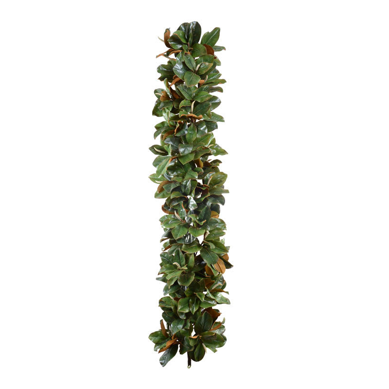 6' Magnolia Leaf Garland, Grand Luxe - New Growth Designs