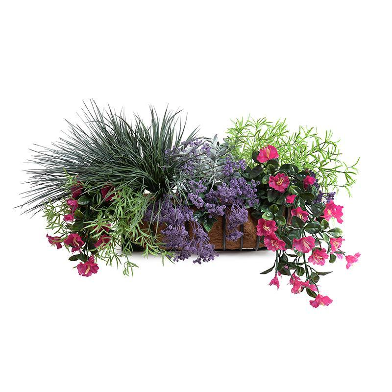 Hayrack Mixed Planter