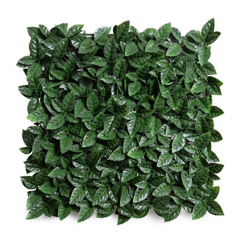 "21"" Ligustrum Mat (Aucuba Rozannie) - Green"