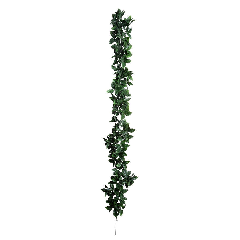 6' Ligustrum Garland (Aucuba Rozannie)