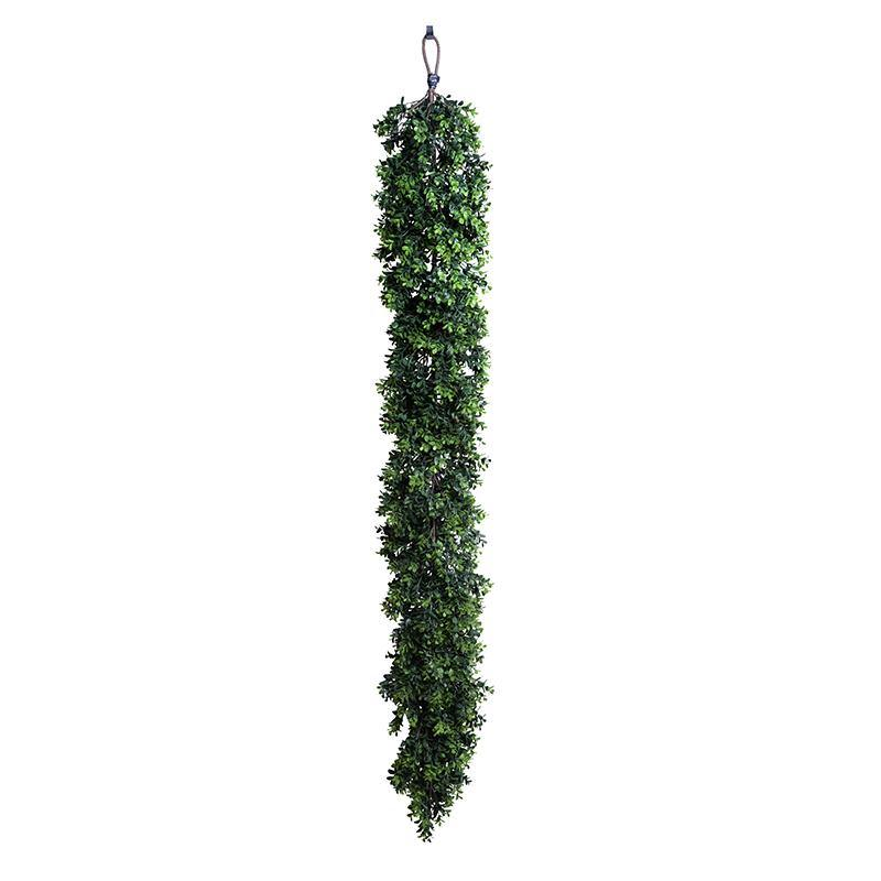 6' Enduraleaf Boxwood Shrub Garland