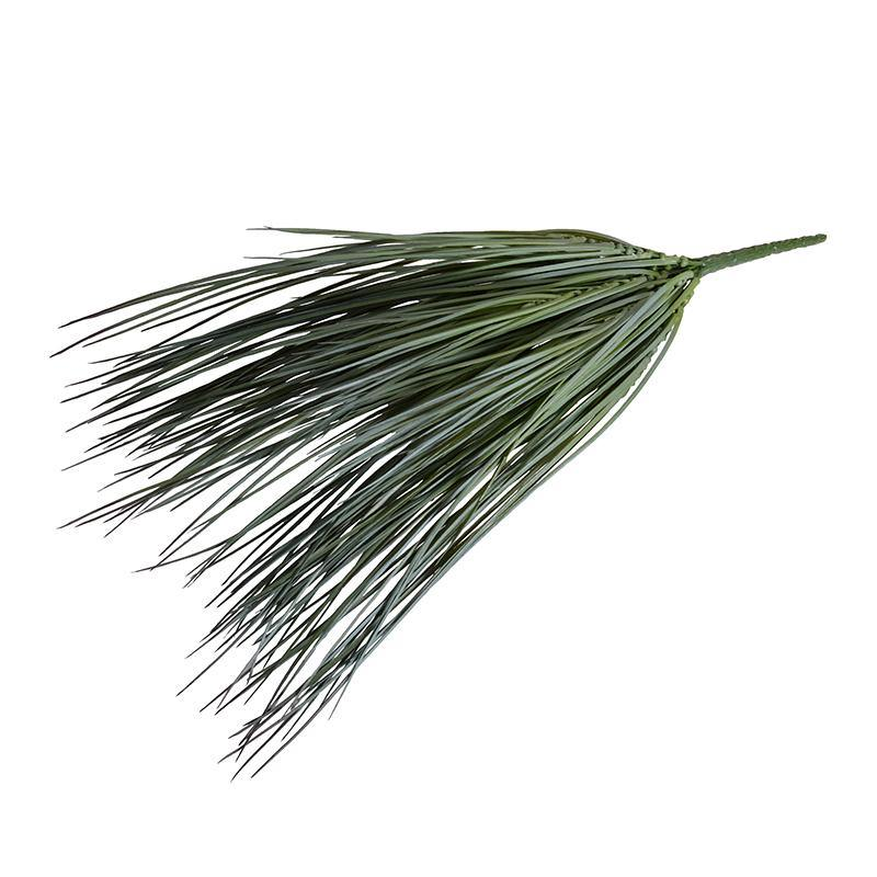 "Grass Spray, 20"" L - Gray Green Onion - New Growth Designs"