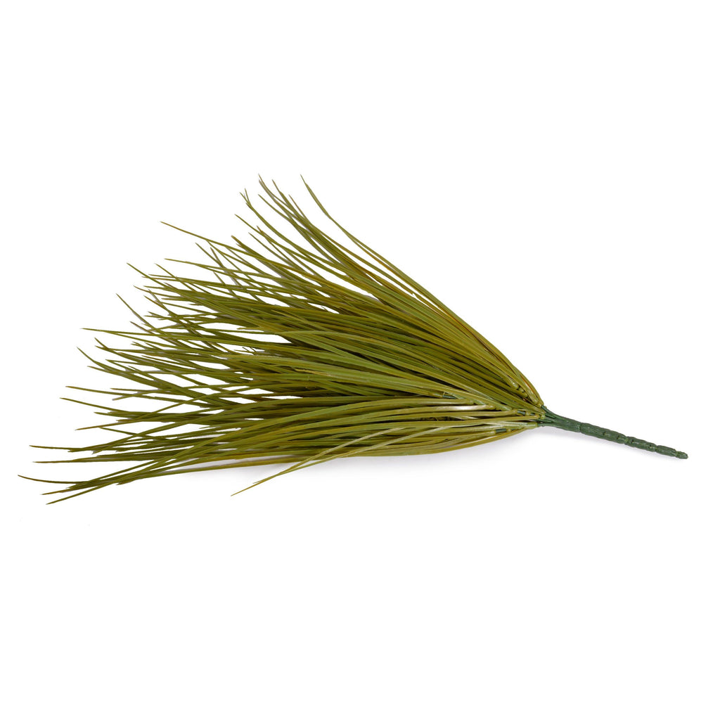 "Grass Spray, 20"" L - Yellow Green Onion"