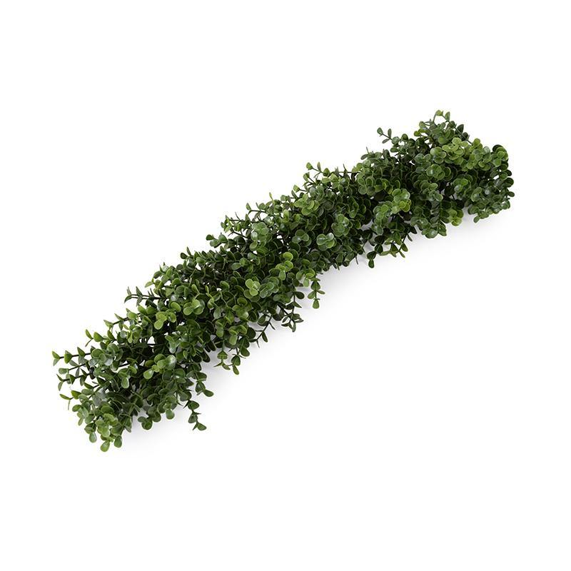 "Faux Boxwood 20"" garland section - New Growth Designs"
