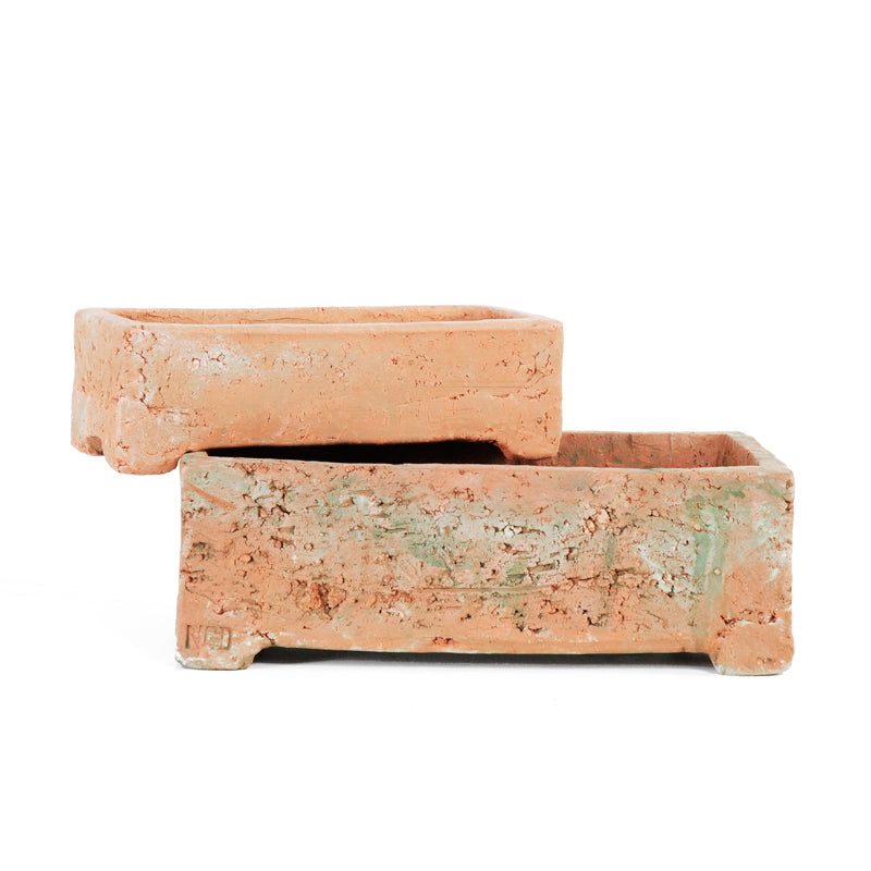 Terracotta - Rectangular Planter