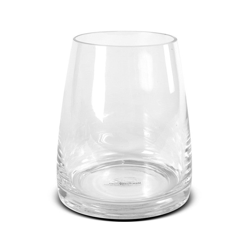 "Glass Vase, 9.5"" Bucket - New Growth Designs"