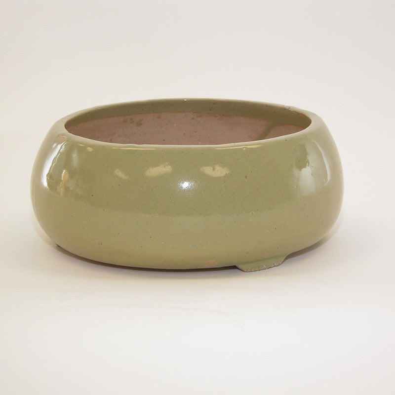 Terracotta - Round Footed Bowl