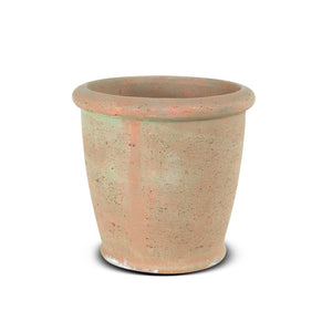 Terracotta - Large Rimmed Planter