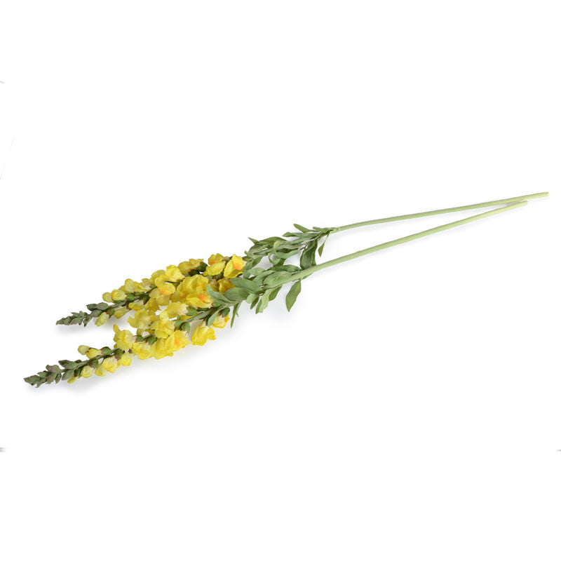 Snapdragon Stem, Yellow
