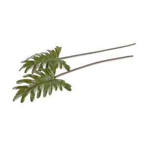 "Philodendron Leaf Pick, 7"" L"
