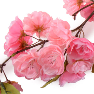 "Cherry Blossom Large Branch, 55"" L - Pink"