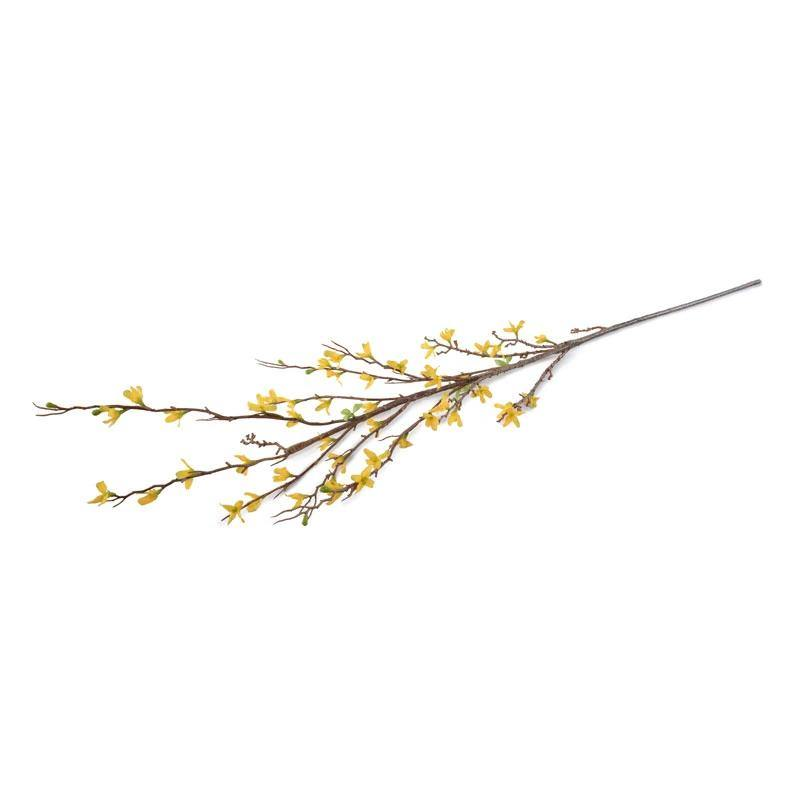 Forsythia Flowering Branch - New Growth Designs