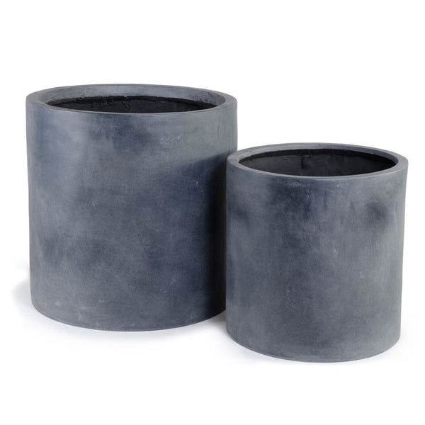 Fiberglass Cylinder Pot - New Growth Designs