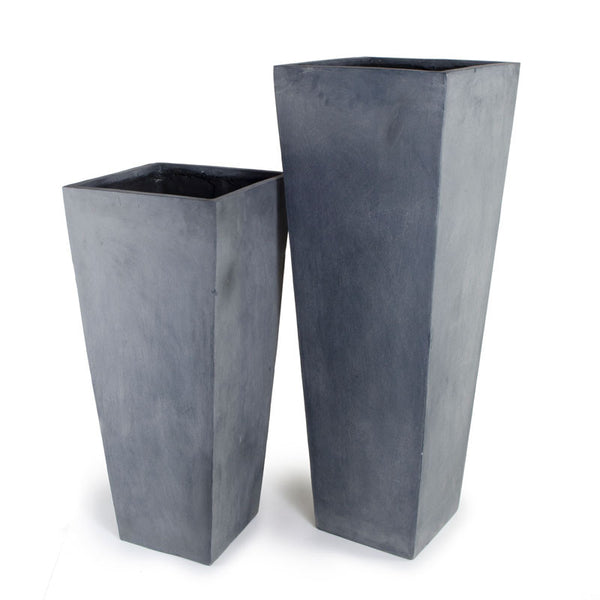Fiberglass Column Pot - New Growth Designs