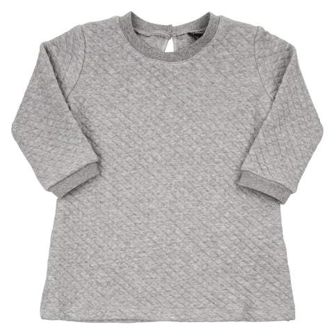 CarlijnQ Chunky Grey Sweaterdress
