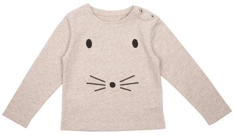 Emile et Ida Cat Long Sleeve