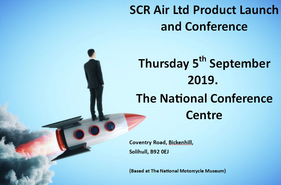 the SCR air compressor conference 2019