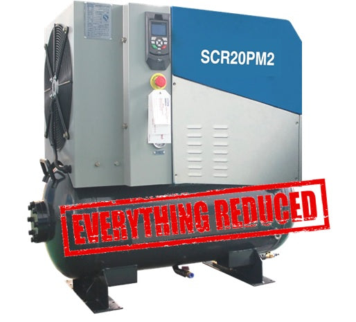 scr pmr air compressors. Good things come in small packages.