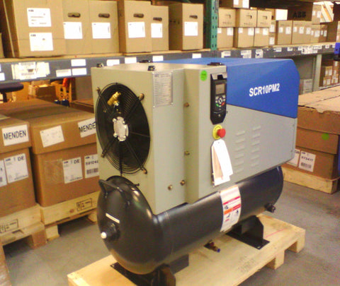 PMR air compressors