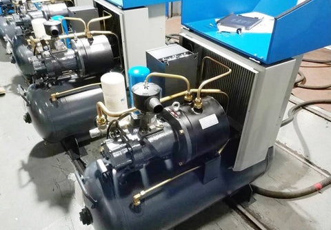 pmr compressor production line