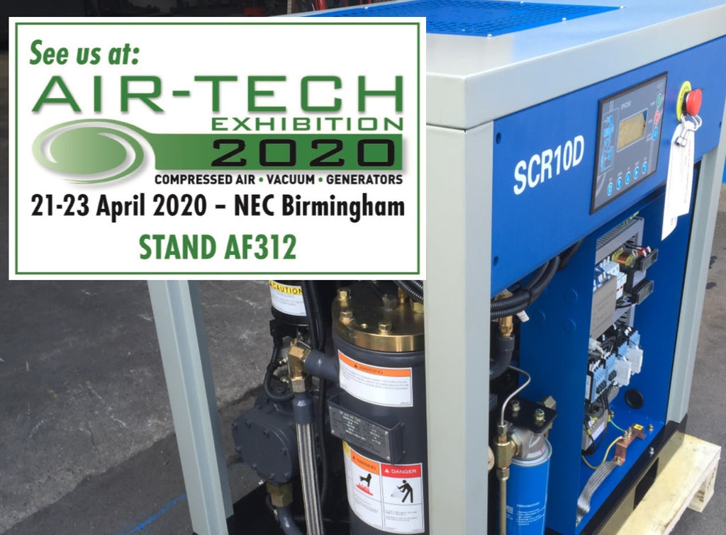 air tech exhibition 2020 NEC Birmingham