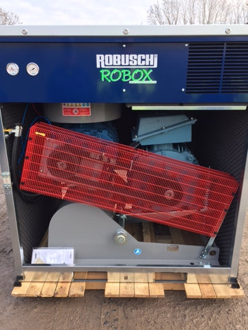 Robuschi blower installation