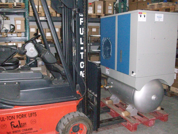 15kw SCR air compressor for hire