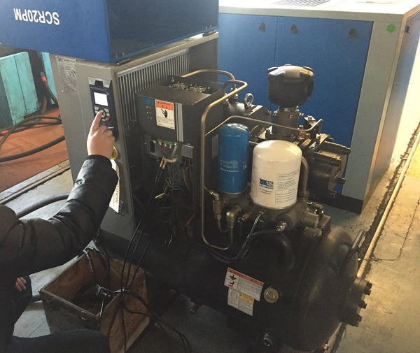 pressurised system inspection & testing
