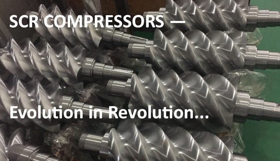scr precision engineered air ends for compressors