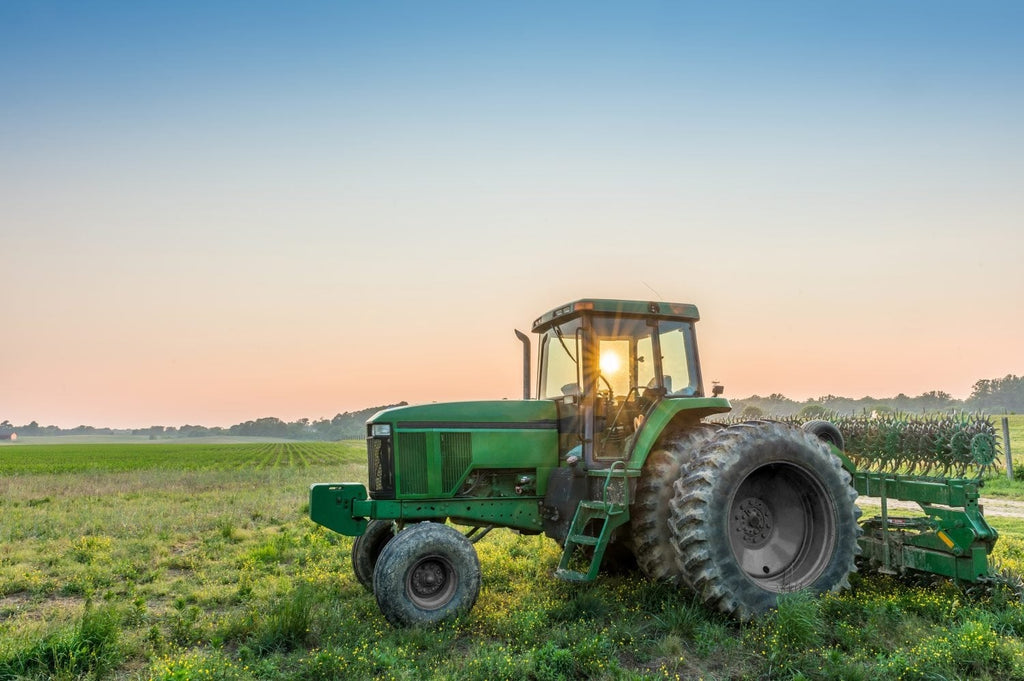 air compressors in the agricultural and farming industry
