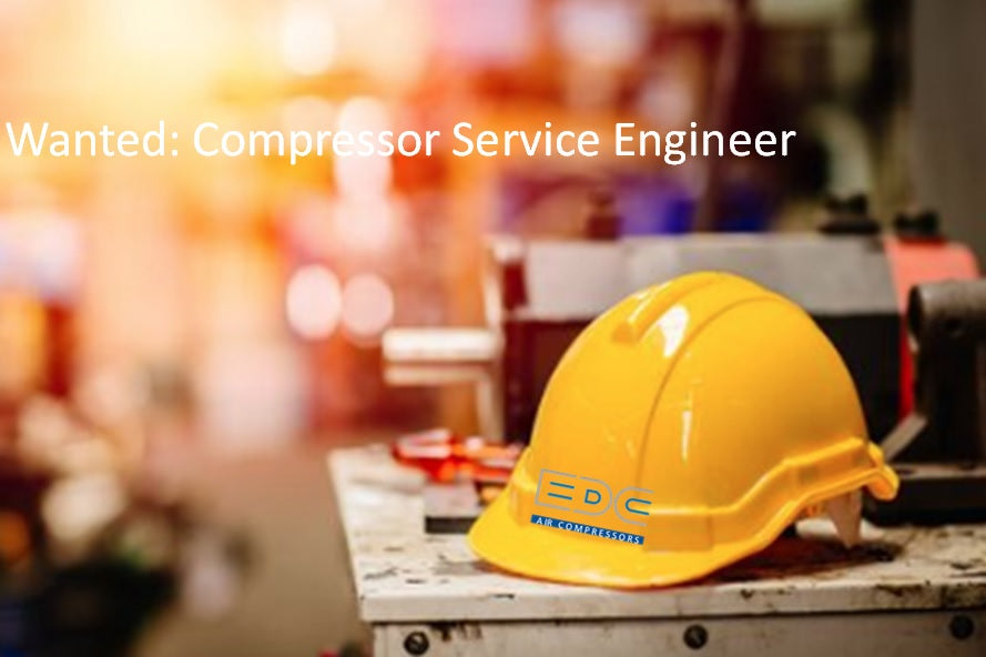 vacancy for an air compressor field service engineer