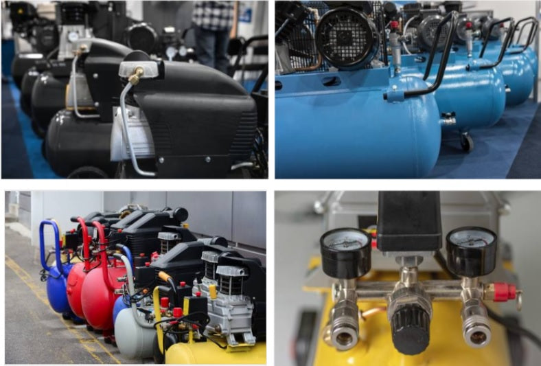 why buy a used air compressor?