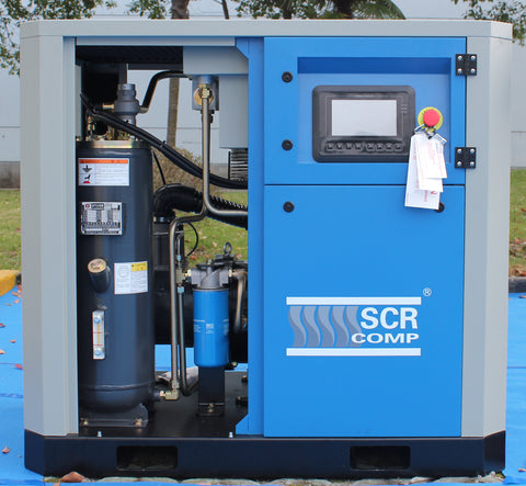 SCR30PM -7, 22kw PM screw compressor