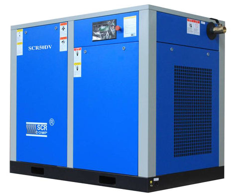 VSD OIL INJECTED SCREW AIR COMPRESSOR