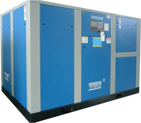 22KW SCR OIL INJECTED AIR COMPRESSOR