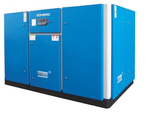 SCR220G 160KW FIXED SPEED OIL FREE AIR COMPRESSOR