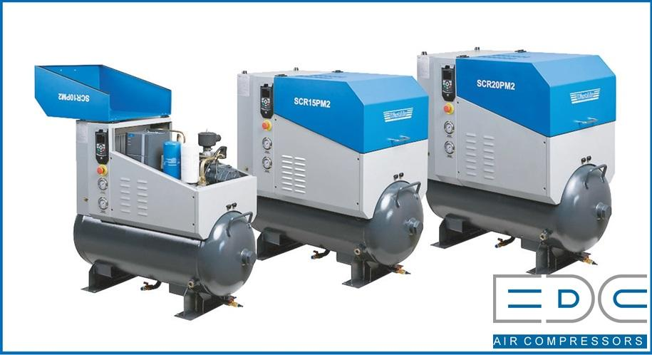 energy efficient permanent magnet air compressors