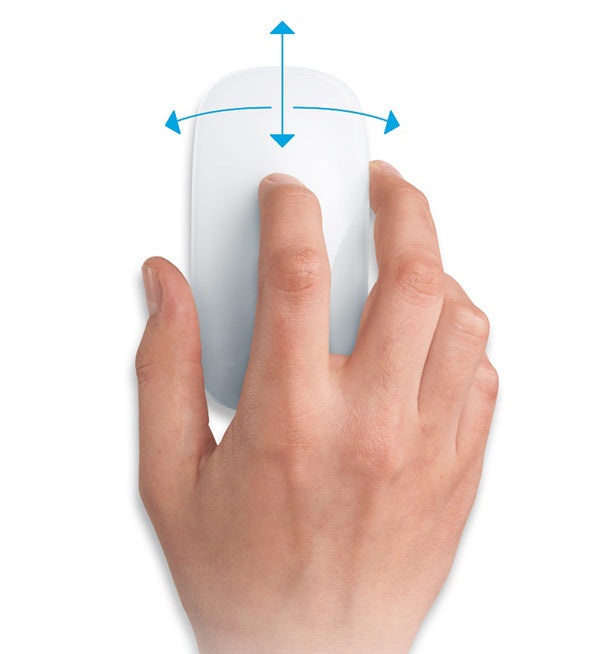 Apple Magic Mouse - MediaCenter