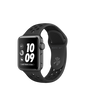 Series 3 Nike+ Space Gray Aluminum Case with Anthracite/Black Nike Sport Band - GPS